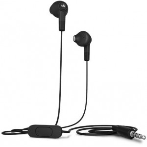 Earbuds In-Ear Stereo Headset Black