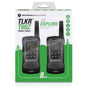 TLKR T60Z-Walkie Talkie 8KM