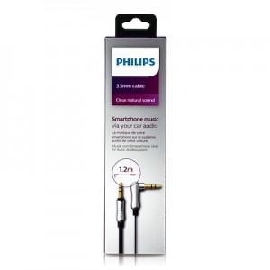 Philips 3.5mm Audio Cable DLC2402 Black