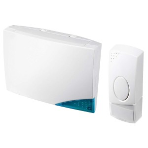 DC1 Masterplug Home Battery Operated Door Chime