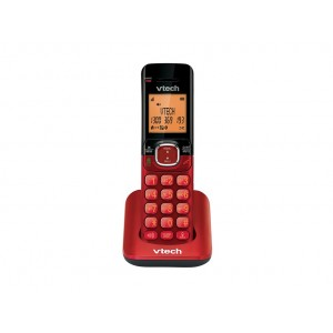 CS6509A Ruby Red Accessory Handset