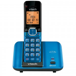CS6519A Sapphire Blue MobileConnect 2-in-1 Digital Cordless Phone