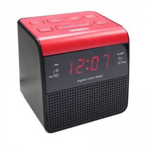 AR1301 Red Uniden Alarm Clock Radio