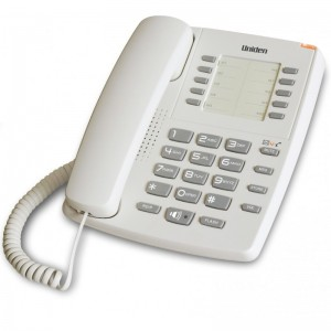AS7301 White High Quality Speaker Phone 10 direct memory Hotel platform Message Waiting Lamp Corded Phone